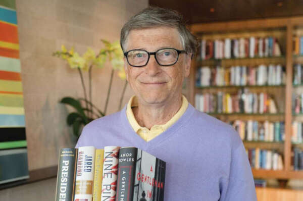 Gates Overtakes Bezos to Become the World's Richest Person
