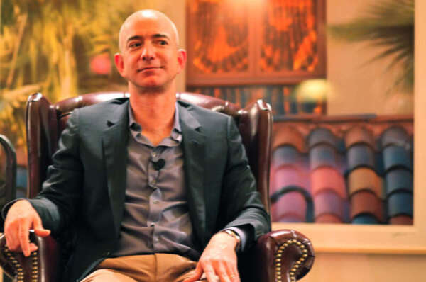 Jeff Bezos Is Again the Richest Man as He Overtakes Bill Gates
