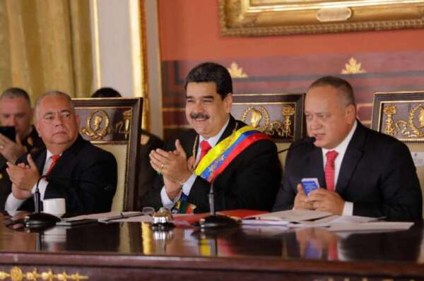 Venezuela's Maduro Says He Will Airdrop Half a Petro Each to Nation's Civilians