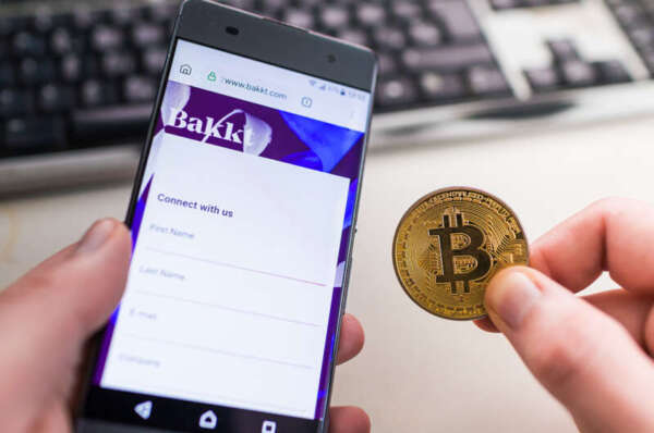 Bakkt Bitcoin Futures Breaks All Time High at $45.56 Million