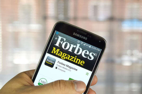 Forbes Allows Paying with Ethereum for Monthly Ad-Free Experience