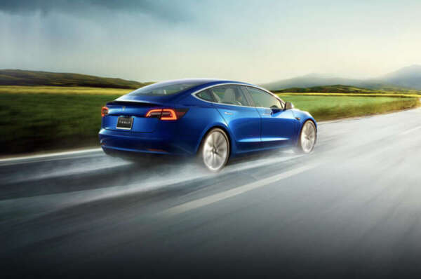 Tesla Is Going to Lower Price for Its China-Produced Sedan