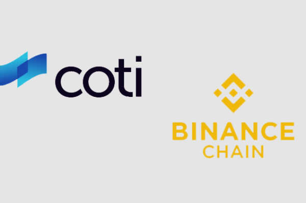 COTI adds Binance Chain (BEP2) token payment solution for merchants