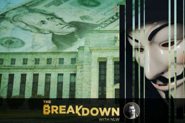 The Federal Reserve Has Its 'Come to Satoshi' Moment