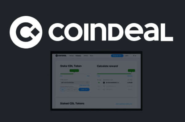 Crypto exchange CoinDeal set to open staking program with up to 11% p.a. » CryptoNinjas