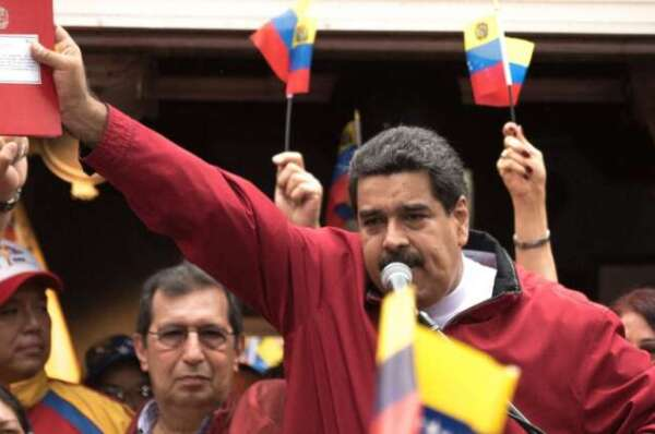 Maduro Orders Venezuelan Bank Closures Amid Coronavirus Scare