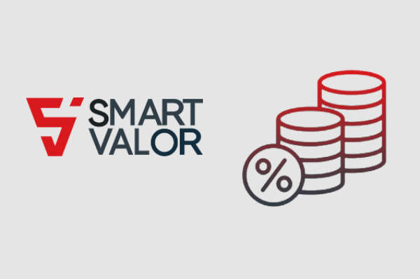 Swiss crypto exchange SMART VALOR integrates its native token with incentives