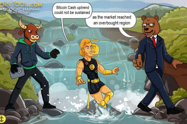 Bitcoin Cash Consolidates Above $215 Support, Battles $250 Resistance
