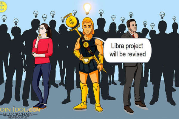 Facebook's Libra cryptocurrency project might not proceed as planned