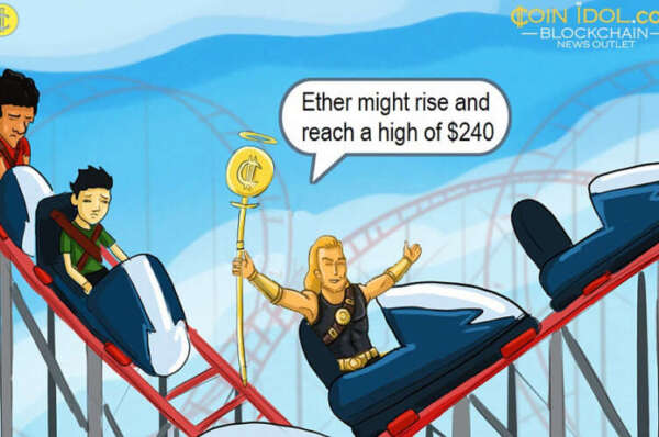 Ethereum Will Rally above $240, Battles $200 Resistance