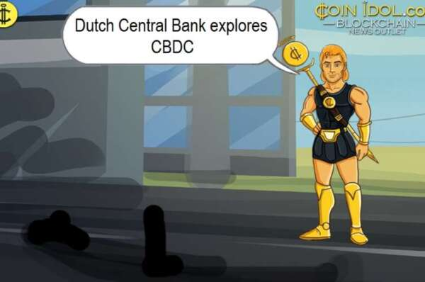 Dutch Central Bank is Optimistic to Lead Its Central Bank Digital Currency