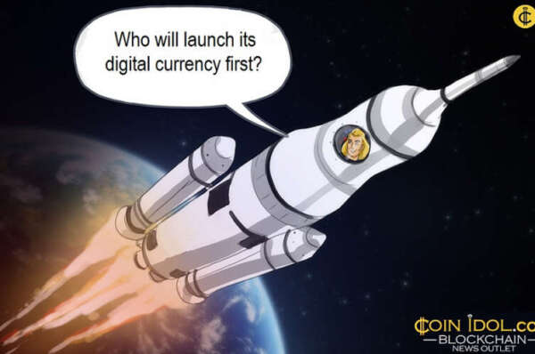 Who will Launch Its Own Digital Currency First?