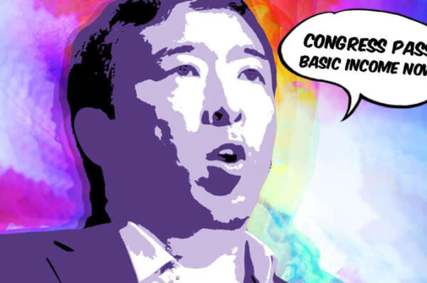 $2K per Month for Every American: Andrew Yang Begs Congress to Pass Basic Income