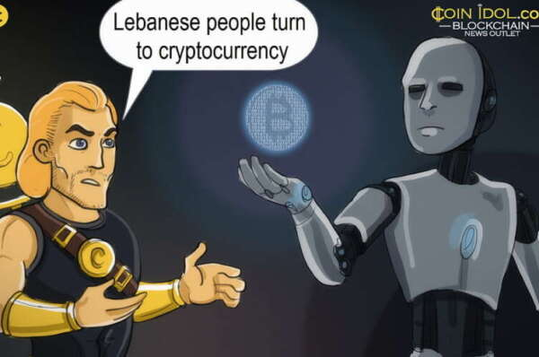 Disbelief in Lebanese Pound Could Push People to Cryptocurrency